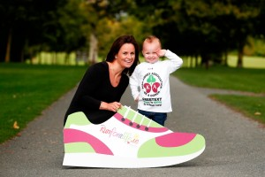 Photos from our media launch for our 2014 Run For a Life