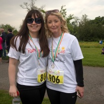 NO FEE PICTURES 28/5/16 The Irish Kidney Association's Run For Life in support of Organ Donation at Corkagh Park in Dublin. Pictures:Arthur Carron