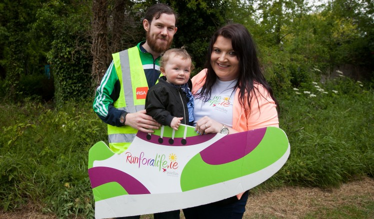 ***NO FEE PIC *** 20/05/2017 Volunteers during the Irish Kidney Association's Run for a Life family fun run which will take place this Saturday 20th May at Corkagh Park, Clondalkin, Dublin. The IKA's Run for a Life is a charity fundraiser and celebrates the 'gift of life' and aims to raise awareness about the vital importance of organ donation and transplantation. Now in its 9th year 'Run for a Life' is open to people of all ages with the option of walking, jogging or running competitively in either a chip timed 2.5km, 5km or 10km distance. Based on last year's attendance over 500 people are expected to register for the event. For more information on the event visit website www.runforalife.ie For organ donor cards Freetext DONOR to 50050 or visit website www.ika.ie/card You can now download the IKA's new digital donor card by visiting www.donor.ie on your smartphone. Your wishes to be an organ donor can also be included on the new format driving licence which is represented by Code 115. Photo: Arthur Carron