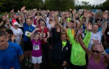 ***NO FEE PIC *** 20/05/2017 runners during the Irish Kidney Association's Run for a Life family fun run which will take place this Saturday 20th May at Corkagh Park, Clondalkin, Dublin. The IKA's Run for a Life is a charity fundraiser and celebrates the 'gift of life' and aims to raise awareness about the vital importance of organ donation and transplantation. Now in its 9th year 'Run for a Life' is open to people of all ages with the option of walking, jogging or running competitively in either a chip timed 2.5km, 5km or 10km distance. Based on last year's attendance over 500 people are expected to register for the event. For more information on the event visit website www.runforalife.ie For organ donor cards Freetext DONOR to 50050 or visit website www.ika.ie/card You can now download the IKA's new digital donor card by visiting www.donor.ie on your smartphone. Your wishes to be an organ donor can also be included on the new format driving licence which is represented by Code 115. Photo: Arthur Carron